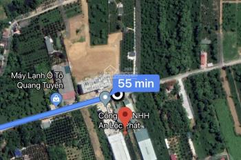 Bán 1120m2 đất khu trồng chè Long Phú, gần chợ Long Phú - Hòa Thạch, giá bán 2 tỷ. LH 098.363.8558