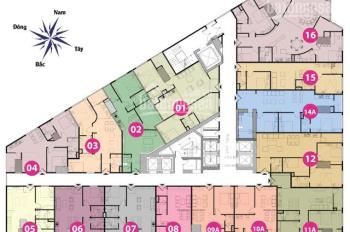 Chính chủ bán cắt lỗ căn 3 ngủ 1912 DT 85m2 chung cư Tháp Doanh Nhân, giá 1,8 tỷ. LH 0964964059