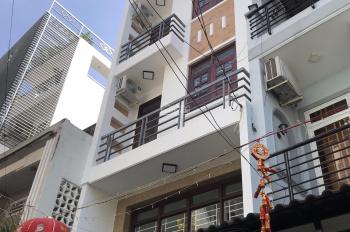 Bán nhà hẻm xe hơi đường Đồng Xoài, P. 13, Q. Tân Bình, DT: 4.8x12m, 4 tầng, giá 7.9 tỷ