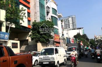 Cho thuê nhà mặt tiền Đinh Tiên Hoàng, Quận 1, ngang 5m, DTSD 305m2, trệt 3 lầu, 80 triệu/tháng