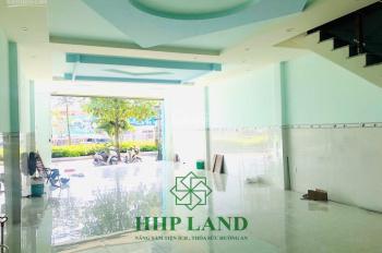 Cho thuê nhà mới xây mặt tiền đường Nguyễn Ái Quốc gần vòng xoay chân Cầu Mới