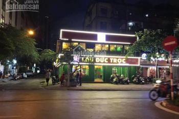 Mặt phố Nguyễn Ngọc Vũ, 60m2 x 2 tầng, mặt tiền 12m, lô góc cực đẹp, thông sàn, LH: 097 347 6748