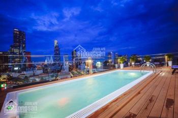 Siêu vị trí! Cho thuê khách sạn 3 sao khu vực Bến Thành, 110 phòng, ngay New World