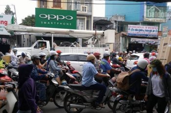 Cần bán nhà mặt tiền Nguyễn Ảnh Thủ, P Hiệp Thành, quận 12. Giá 13 tỷ, LH 0983320348