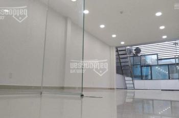 Quận 5, Trần Hưng Đạo, mặt tiền (4.2 x 26m) 5 lầu nhà mới 75 tr/tháng TL