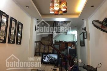Cho thuê nhà 4 tầng x 30m2 có 3PN + 3WC 467 phố Lĩnh Nam gần chợ đêm. Giá 5 triệu. A Sơn 0936385969