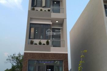Nhà 1 trệt, 2 lầu KDC Phú Hồng Thịnh 6, DT đất 65m2, sổ hồng riêng, đường nhựa 7m, vỉa hè 3m