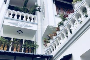 Cho thuê gấp nhà 02 MT Hoàng Văn Thụ, quận Phú Nhuận, (6x20m) 4 tầng. Giá 100 triệu/tháng