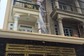 Bán nhà 1 trệt 2 lầu (4x18m) giá 4.2 tỷ, HXH đường Trần Thị Hè (HT42), Q12. LH: 0909232866