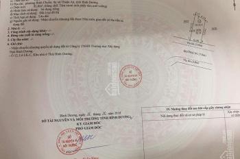 2 nhà mặt tiền dự án Thái Bình Dương, Bình Chuẩn 17 - Thuận An - Bình Dương