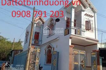 Bán nhà chợ Phú Phong phường Bình Chuẩn, nhà 1 trệt 1 lầu xây mới 100%