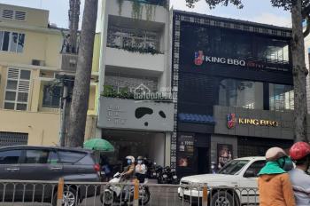 Cho thuê nhà mặt tiền Nguyễn Tri Phương, Phường 9, Quận 10. DT 4.5x18m, 4 tầng, hàng hiếm