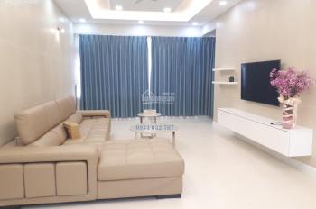 Thuê căn góc Saigon Pearl, 3PN 136m2 tầng cao, full nội thất đẹp mới 100%. LH 0934 032 767