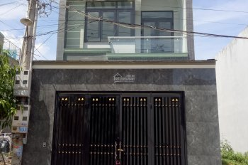 Nhà mới xây 1 lầu, 1 trệt trong KDC Biconsi, sổ hồng thổ cư 100%