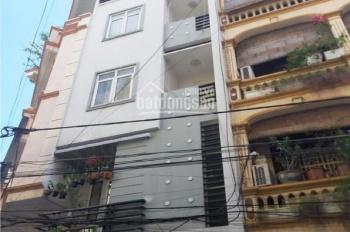 Cho thuê gấp nhà phân lô ngõ 2 phố Hoàng Sâm, quận Cầu Giấy, DT 60m2 x 4,5 tầng