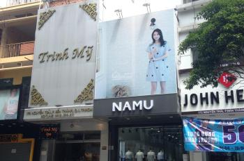 Cho thuê nhà mặt tiền trệt 2 lầu ST, Huỳnh Khương Ninh, P. Đa Kao, Quận 1, DT: 4x28m, 50tr/th