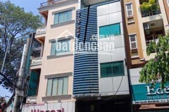 Cho thuê nhà đường Trần Khắc Chân, P. Tân Định, Quận 1, DT: 4x18m, 4 tầng, giá 80tr/th