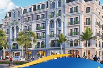 Suất ngoại giao căn siêu đẹp dự án Aqua City Hạ Long, HTLS 0%/2 năm, xây 6 tầng, chỉ 47 triệu/m2