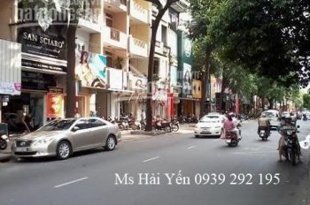 Bán nhà MT vị trí vàng 48 Đông Du, Phường Bến Nghé, Quận 1, diện tích 4x12m, hợp đồng 161,595 tr/th