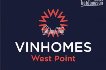 Phong cách sống khác biệt với căn hộ Duplex thông tầng 4PN 137m2 Vinhomes WestPoint. Giá: 6.46 tỷ