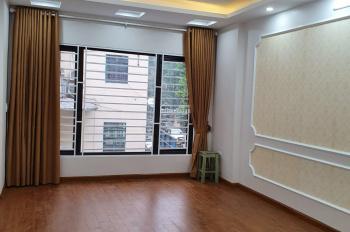 Bán nhà ngõ 10 Võng Thị, Bưởi, Tây Hồ 6 tầng 45m2 vị trí đẹp ngắm hồ Tây 6,1 tỷ