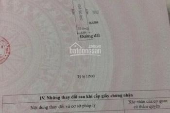 Bán đất chính chủ, phường Tân Hiệp, gần Thành phố Mới bình Dương ngang 6,5m, 100m2 thổ cư
