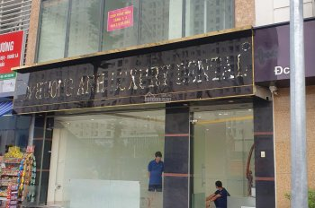 Chính chủ cho thuê nhà mặt phố Nguyễn Văn Huyên kéo dài; 40m2x2 tầng; giá 33tr/th; LH: 0985030081