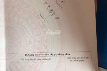 CC bán đất DV Mỗ Lao, Hà Đông, mặt đường 25m, 2 mặt thoáng, 50m2, MT 4m, 5,75 tỷ. KD gì cũng được