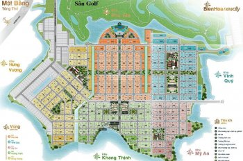 Biên Hoà New City - Đất nền sở hữu vĩnh viễn trong sân golf Long Thành, SĐT: 0909 018 655 Hưng