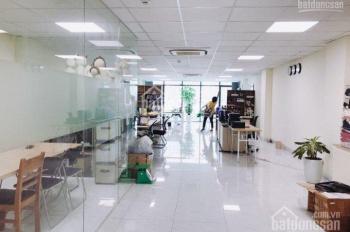Cho thuê văn phòng gần Ngã Tư Sở, diện tích 150m2 thông sàn, văn phòng đẹp, thoáng sạch sẽ