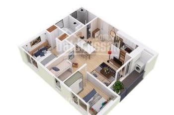 Cần bán 60m2 tòa D Westbay giá 1,45 tỷ full nội thất bao phí sang tên, LH 0948014568