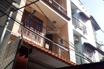 Cho thuê nhà 5x20m, 4 lầu hẻm xe hơi đường Hồng Hà - khu sân bay. Lh: 0906693900
