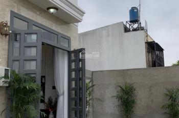 Nhà phố gần cao đẳng Điện Lực - Hà Huy Giáp 100% như hình, quận 12. LH: 0908.714.902 An