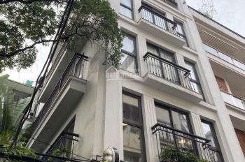 Bán trước Tết nhà mặt phố Tô Ngọc Vân, Tây Hồ 36,5 tỷ 130m2 xây mới 8 tầng cho thuê giá cao