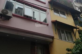 Cho thuê nhà riêng ngõ ô tô phố Ngụy Như Kon Tum, Thanh Xuân. DT 65m2 x 4T, MT 4,5m, giá 18 tr/th