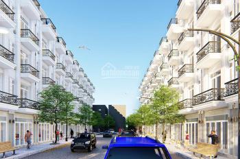 Mở bán đợt 1 nhà phố 4.0 - Smarthome- Bảo Ngọc Garden Quận 12 mặt tiền đường 12m - sổ hồng riêng