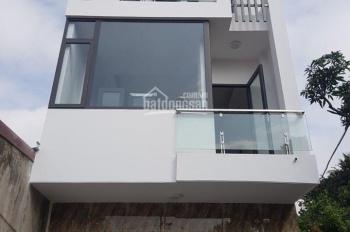 Bán nhà mới xây đường Cam Lộ, Hồng Bàng, Hải Phòng