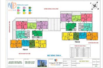 Chủ nhà bán gấp chung cư Ban Cơ Yếu, Lê Văn Lương, căn 1605, tòa CT1, 74.2m2, 28 tr/m2. O949538588