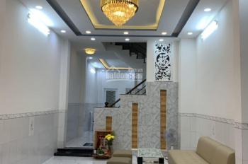 Nhà MTNB KDC Bình Phú 2, 4x16m, 1 trệt 2 lầu ST, Phường 10, Quận 6