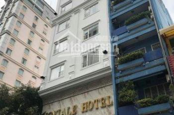 Bán nhà MT đường Hồ Tùng Mậu, P. Bến Nghé, Q. 1, DT: 4.7x34.3m, giá 115 tỷ, 2 lầu, 0901699668