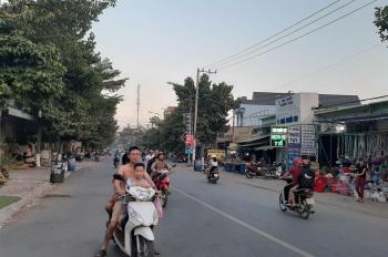 Nhà cấp 4 góc 2 mặt tiền 100m Phạm Ngũ Lão, ngay chợ Xóm Vắng. Thị xã Dĩ An