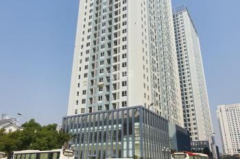 Cần bán căn hộ dự án A10 Nam Trung Yên tòa CT2, căn góc số 8 chỉ phát, tầng cao, view thoáng đẹp