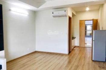 Cho thuê căn hộ studio Charmington Cao Thắng full nội thất 11.5tr/th, LH 0938285287