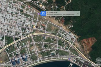 Bán đất biệt thự mặt đường Triệu Quang Phục - Giá bán rất mềm