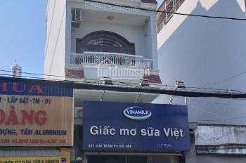 Bán nhà MT Nguyễn Văn Khối (Cây Châm cũ) 4x18m, 3 lầu, 15 tỷ