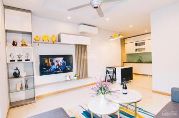 Cho thuê căn hộ 2 phòng ngủ 67m2 chung cư Green Bay Garden