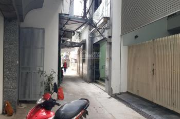 Bán nhà 90m2, nhà 5 tầng lô góc, ngõ ô tô vào, đường Đặng Thai Mai, vị trí gần Hồ Tây