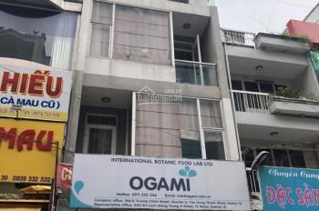 Bán nhà mặt tiền Phan Ngữ, Đa Kao, Quận 1. DT: 4.3x21m đang cho thuê 60 triệu giá chỉ 19,5 tỷ TL