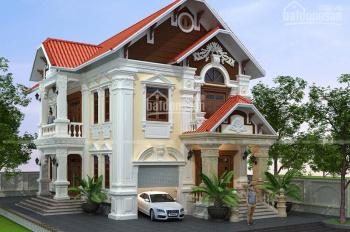 Bán biệt thự mặt hồ 243m2 khu đô thị Thành Phố Giao Lưu, Phạm Văn Đồng. LH: 0977164491