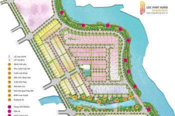 Đất dự án Senturia Nam Sài Gòn MT Nguyễn Văn Linh, Bình Chánh, sổ riêng, giá 17tr/m2, LH 0796964852